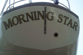 boat name morning star