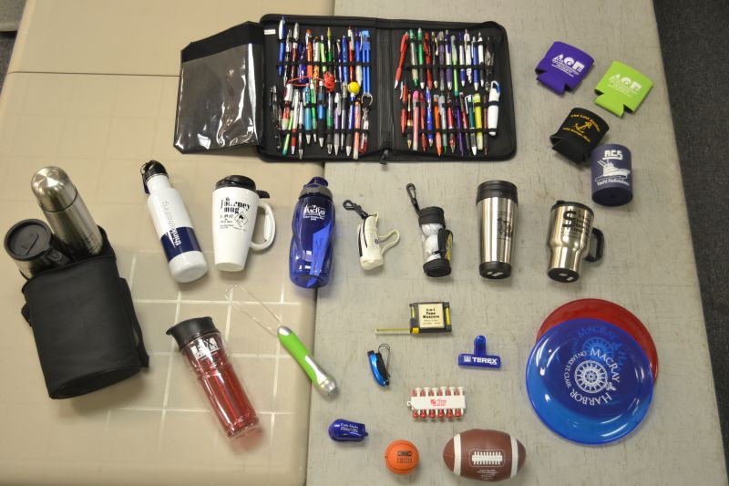 promotional product samples