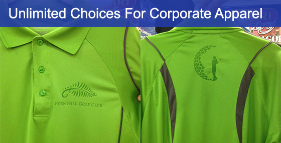 Fern Hill Golf Corporate Apparel