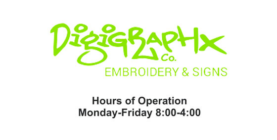 Digigraphx Embroidery and Signs