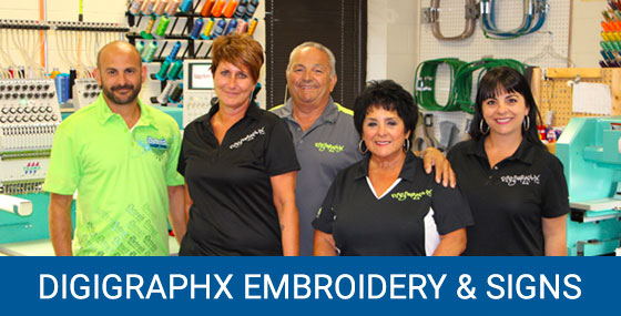 DIGIGRAPHX EMBROIDERY & SIGNS