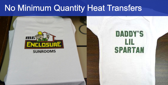 Two Heat Transfer Samples